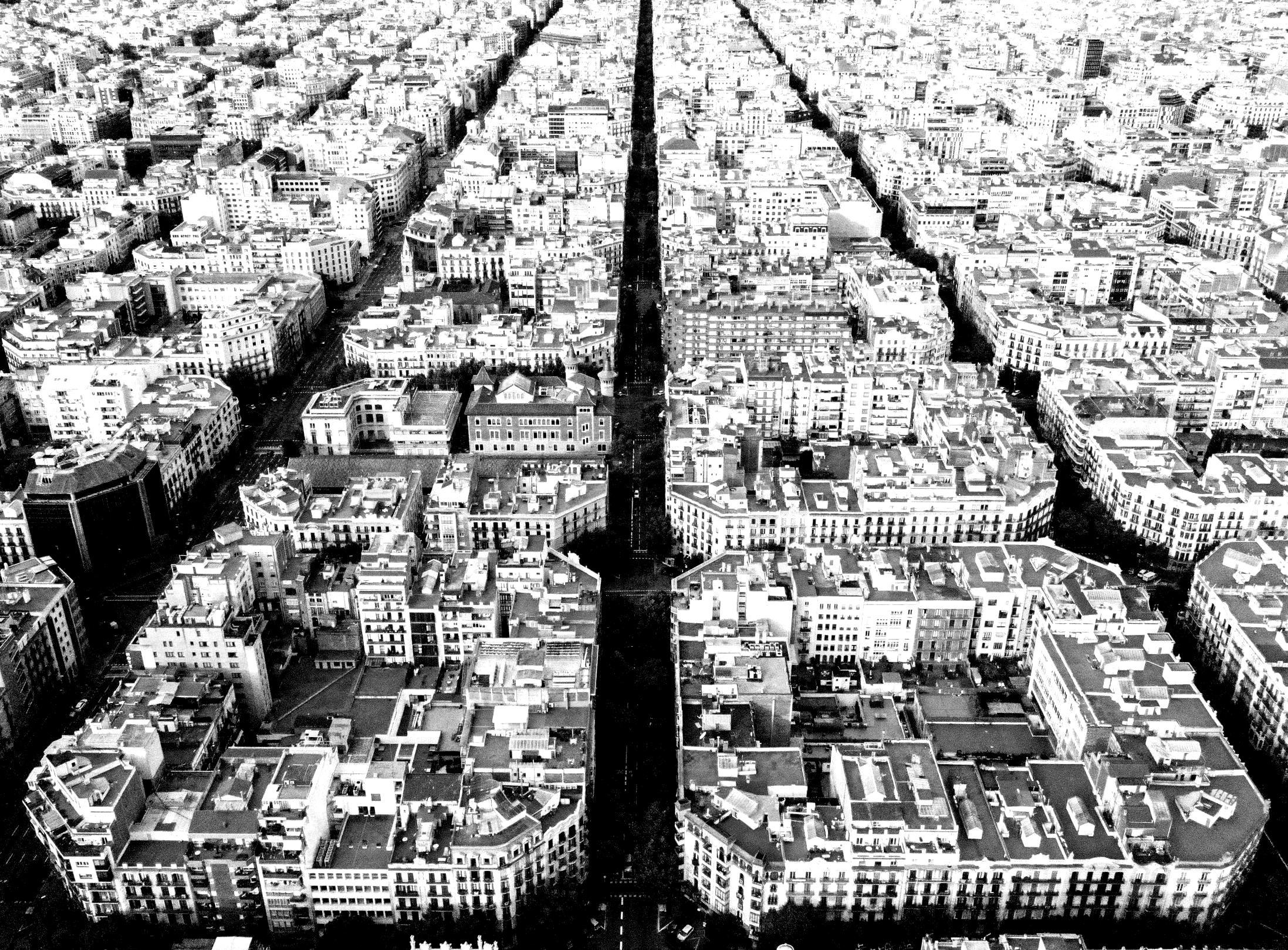 Barcelona ciutat mística. Unitat