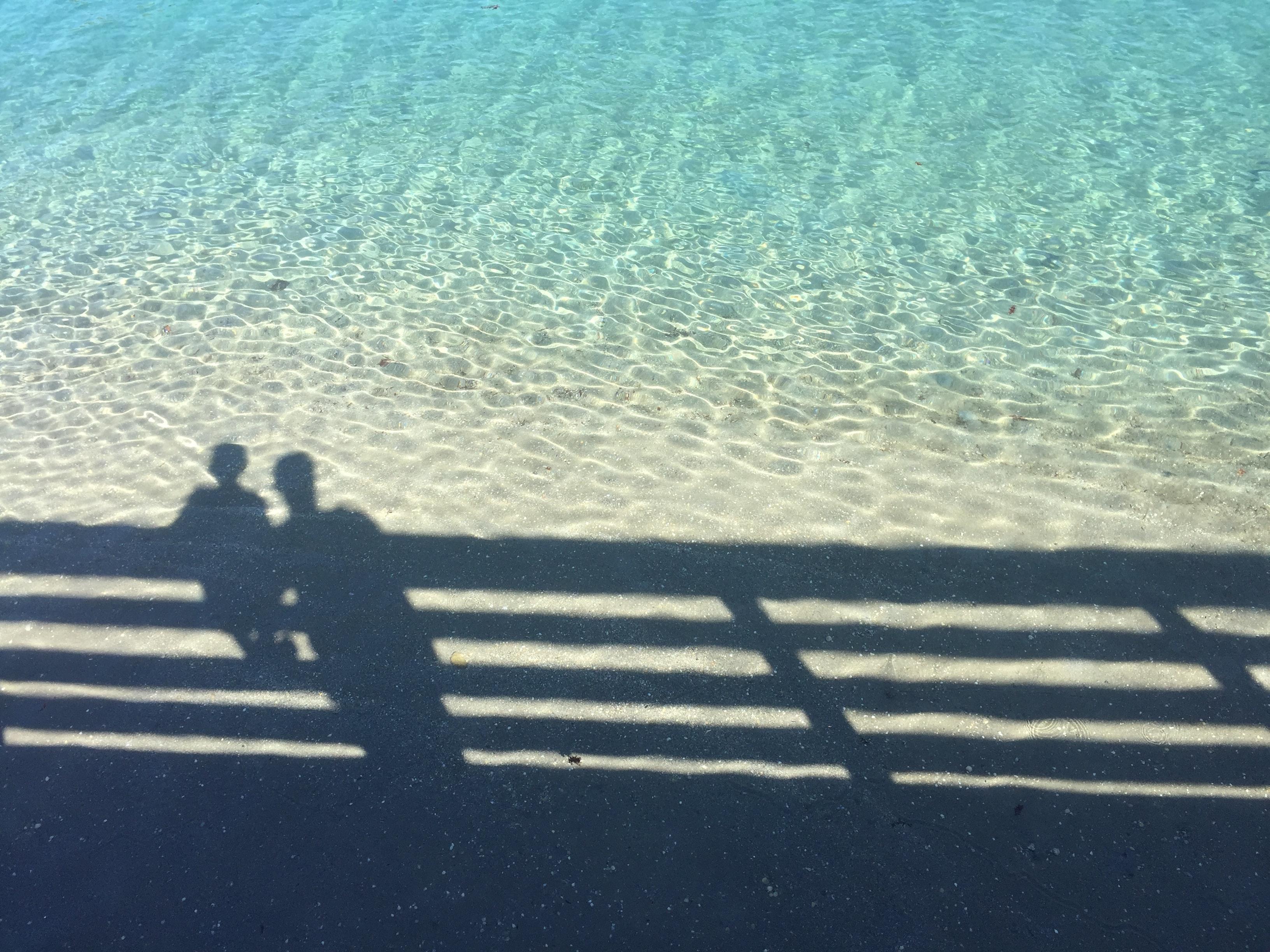 Tot el que percebem és immediat: Viure és assaborir l'instant. Foto
